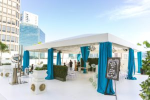 Quest-Events-Tent-Drape-Miami-turquoise-outdoor-rental-ceiling-drape