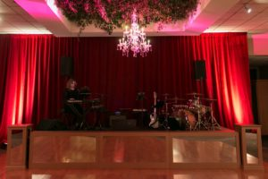 Wedding-Drape-Band-Backdrop-Red-Perimeter-Quest-Events-Rental-Holiday