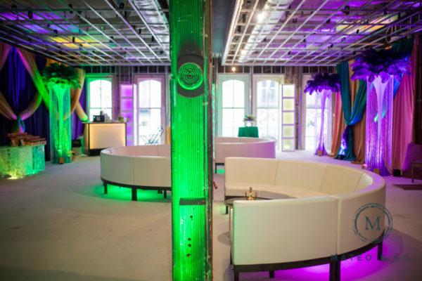 Quest-Events-New-Orleans-Rentals-Soft-Seating-Cresent-Sofa-Underlighting-White-Leather-2-13-20 Galatoires MPI-NACE New Orleans Event -107